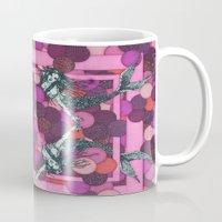 mermaids Mugs featuring Mermaids by Aimee Alexander
