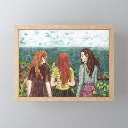 Ireland Framed Mini Art Print