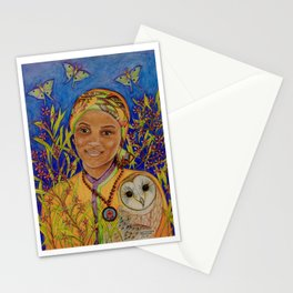 A Heart's Journey, The Fable Continues Stationery Cards