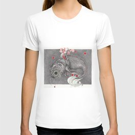 Until I'll bleed to death T-shirt