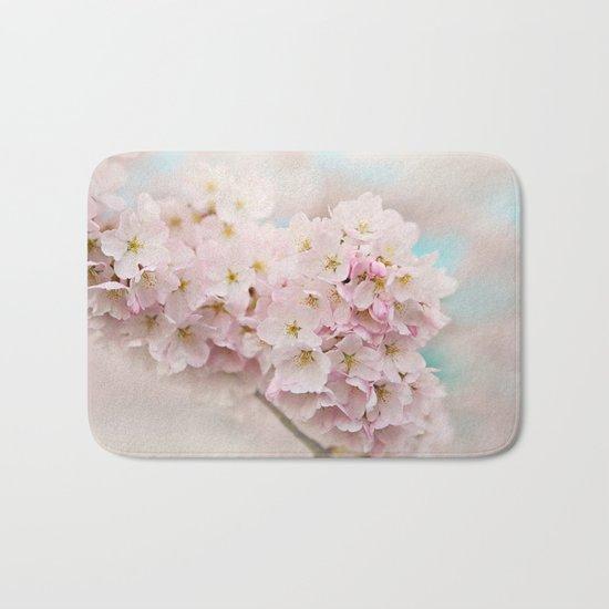 pastel beauty- In memory of Makenzie Bath Mat