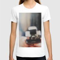 polaroid T-shirts featuring polaroid. by hilde.