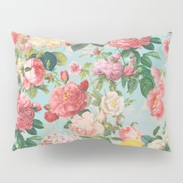 Floral B Pillow Sham