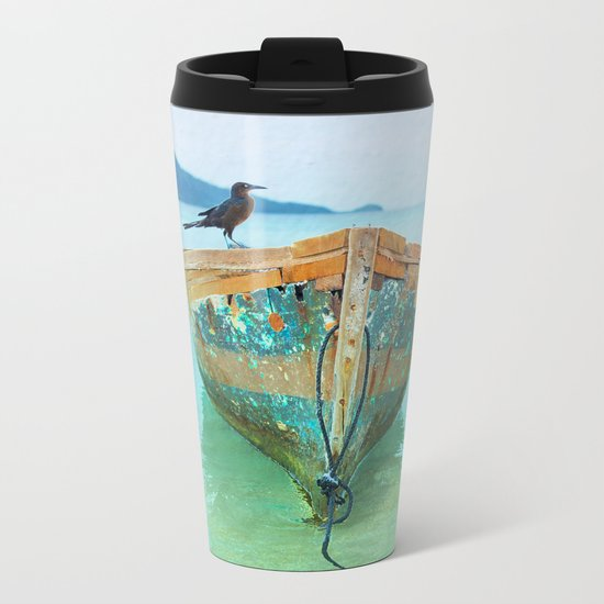 BOATI-FUL Metal Travel Mug