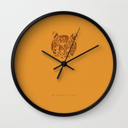 All You Need is 20 Seconds of Insane Courage -We Bought a Zoo Wall Clock
