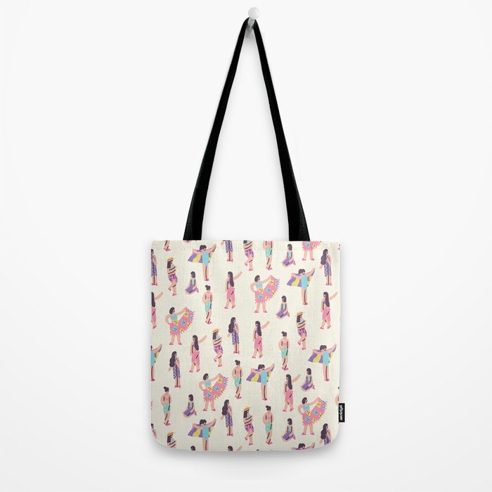 The Summer Girls Tote Bag