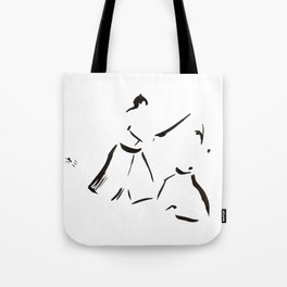 Aikido Series - 1 Tote Bag