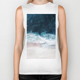 Blue Sea II Biker Tank