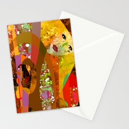 The last dance Stationery Cards