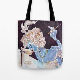 CHAMPAGNE FEMME Tote Bag