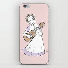 joyful noise iPhone Skin