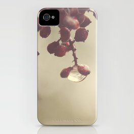 Keep Holding On iPhone Case