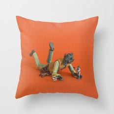 Greedo Shot First Throw Pillow