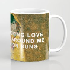 The Kiss Across the Universe Mug
