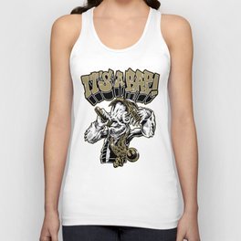 Rebel Hip Hop It's A Rap!  Unisex Tank Top