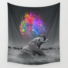 True Colors Within Wall Tapestry