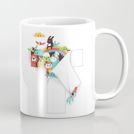 There is a T in the Team (but no I) Mug