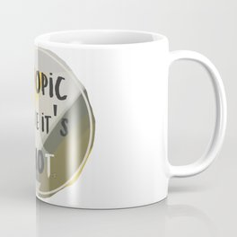 TROPIC LIKE IT'S HOT Coffee Mug