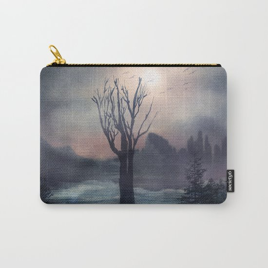 When we feel love Carry-All Pouch