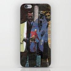 Two Medicine Lake iPhone & iPod Skin