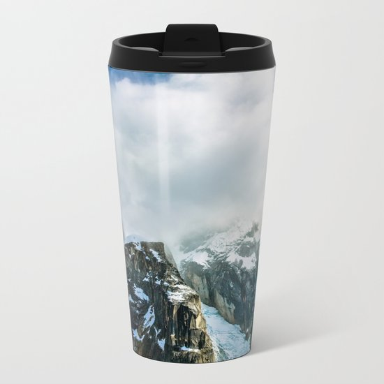 Out Of The Mist Metal Travel Mug