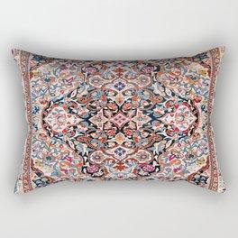 Sarouk Arak West Persian Rug Print Rectangular Pillow