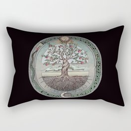 Origins Tree of Life Rectangular Pillow