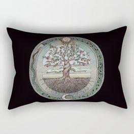 Origins Tree of Life Rectangular Pillow
