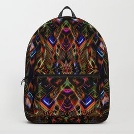 Journey To The Centre Of A Brain Fart Backpack
