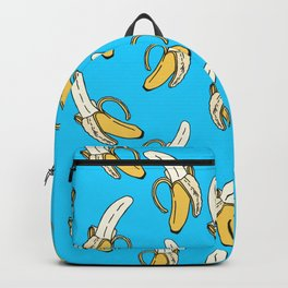 Banana Pattern Backpack