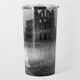 Gothic in Grey Travel Mug