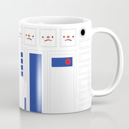 ShanHaiJung- breadbear x R2d2 x sQ Coffee Mug