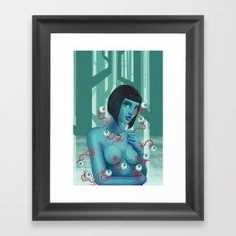 Panspermia Framed Art Print