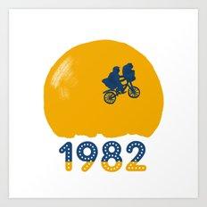 1982 Art Print