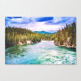 'Murica Landscape Canvas Print