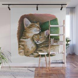 Cat 603 Wall Mural