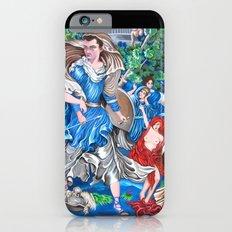 Blue Fairy, Sam Fan Art Slim Case iPhone 6s