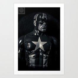 Heroe Art Print