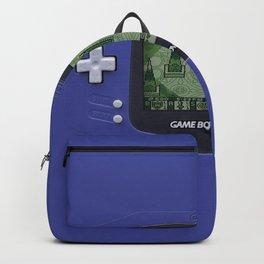 Classic Gameboy Zelda Link Backpack