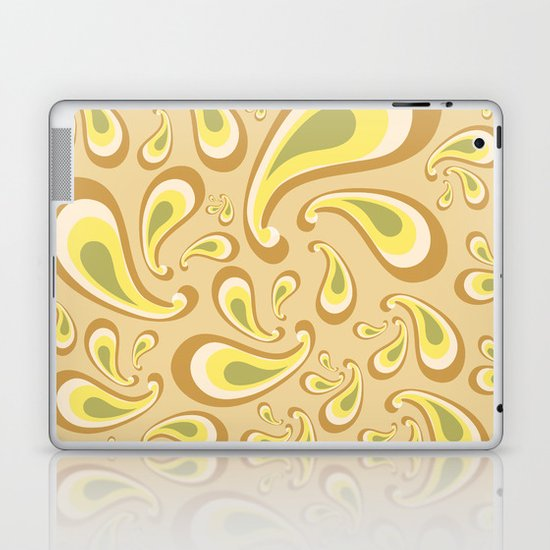 decorative drops Laptop & iPad Skin