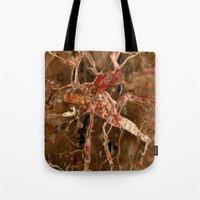 geology Tote Bags featuring Funky Geology by UMe Images