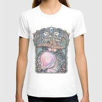 wizard T-shirts featuring Wizard print by Artificial primate