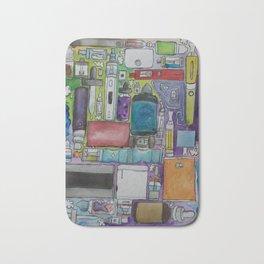 Ecig Tetris Bath Mat
