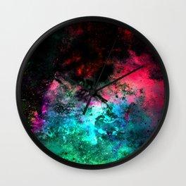 β Mimosa Wall Clock