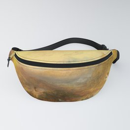 "J.M.W. Turner ""Glaucus and Scylla"" Fanny Pack"