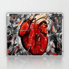 Heart & Arrows Laptop & iPad Skin