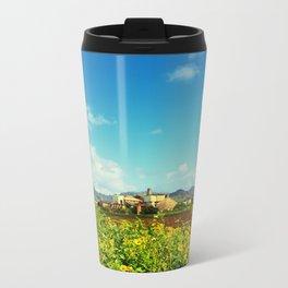 Sugar Mill Metal Travel Mug