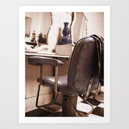 Beauty Shop 1 Art Print