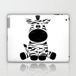 Sitting Zebra Laptop & iPad Skin