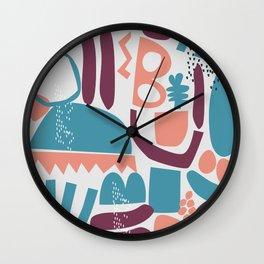 Kismet: 4 Wall Clock